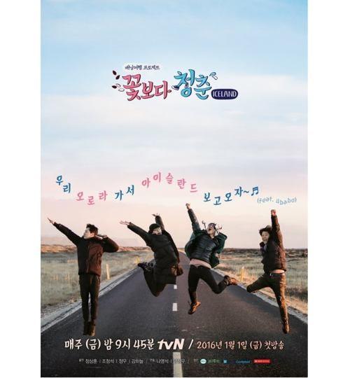 ▲花樣青春冰島篇(圖/來源自tvN)